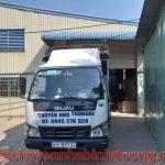 Nhận chở hàng chuyển nhà trọn gói tại Thuận An
