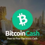 Bitcoin Cash – Peer-to-Peer Electronic Cash