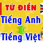 Từ điển Anh Việt. English-Vietnamese Dictionary